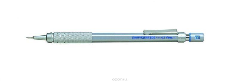 Pentel Карандаш автоматический Graphgear 500 0,7 мм