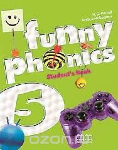 Funny Phonics 5: Student's Book