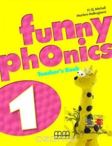 Funny Phonics 1: Teacher's Book