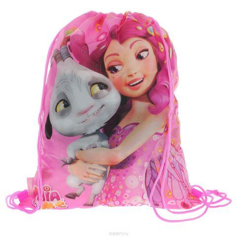 Mia and Me Сумка для сменной обуви цвет розовый