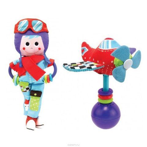 Yookidoo Игровой набор Пилот и его самолет