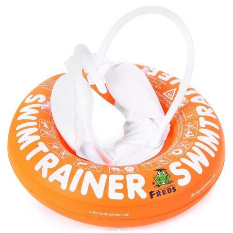 """Круг надувной Swimtrainer """"Classic"""", от 2 до 6 лет, цвет: оранжевый. 10220"""
