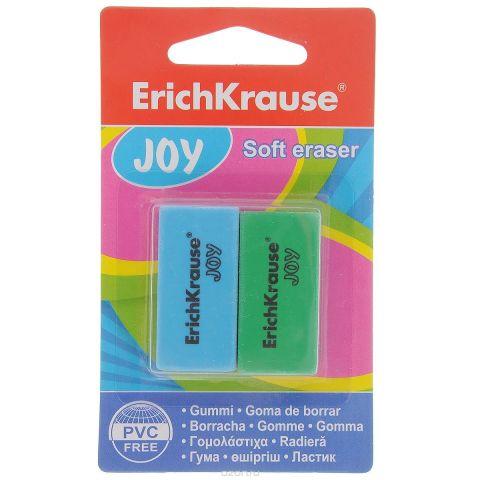 "Набор ластиков Erich Krause ""Joy"", 2 шт"