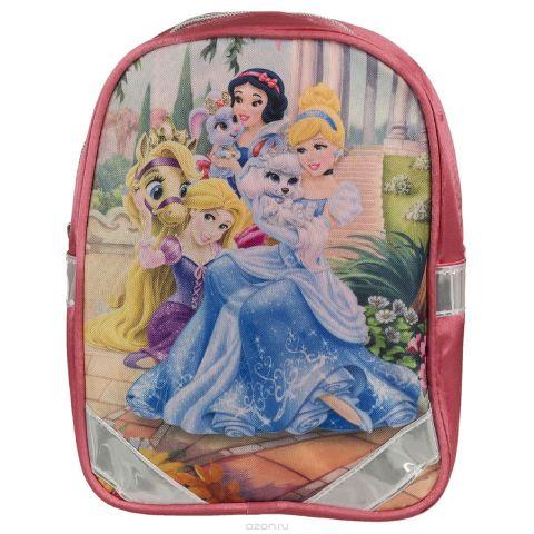 """Рюкзак детский Kinderline """"Princess"""", цвет: розовый"""