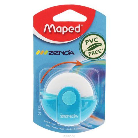 "Ластик Maped ""Zenoa"", цвет: синий, белый"