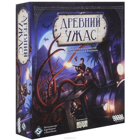 Hobby World Настольная игра Древний Ужас