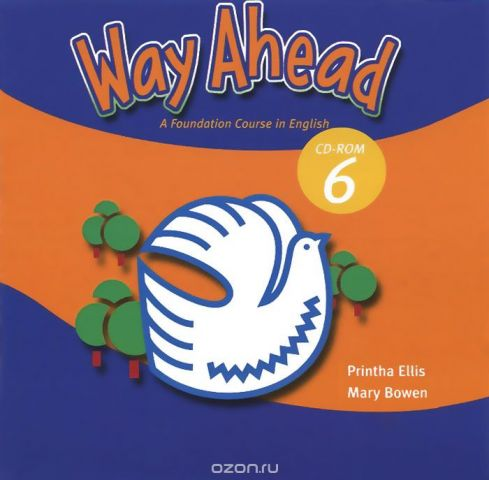 Way Ahead 6: A Foundation Course in English (аудиокурс на CD)