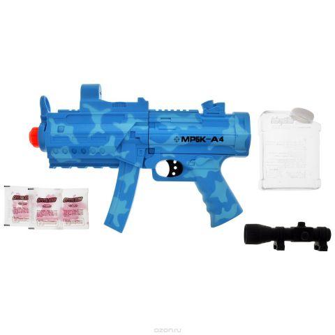 Mioshi Автомат Army Специальная миссия цвет голубой