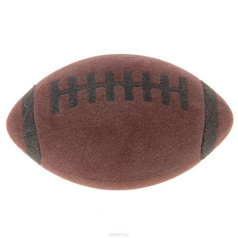 """Brunnen Ластик """"Мяч для регби"""", цвет: коричневый"""