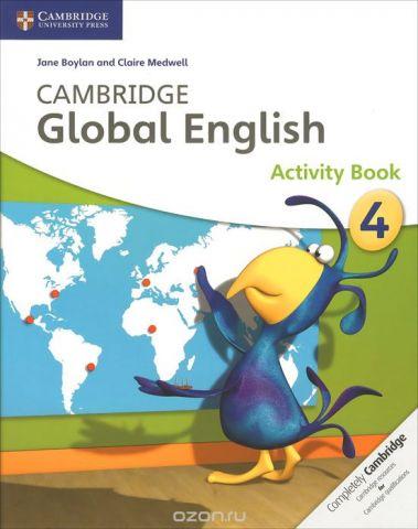 Cambridge Global English 4: Activity Book
