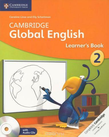Cambridge Global English 2: Learner's Book (+ 2 CD)