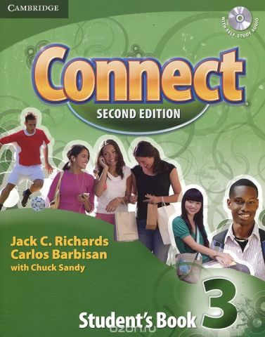 Connect 3: Student's Book (+ CD)