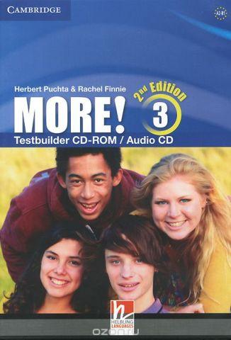 More! Level 3: Testbuilder CD-ROM / Audio CD