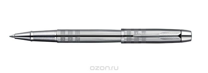 Parker Ручка-роллер IM Premium Shiny Chrome Chiselled