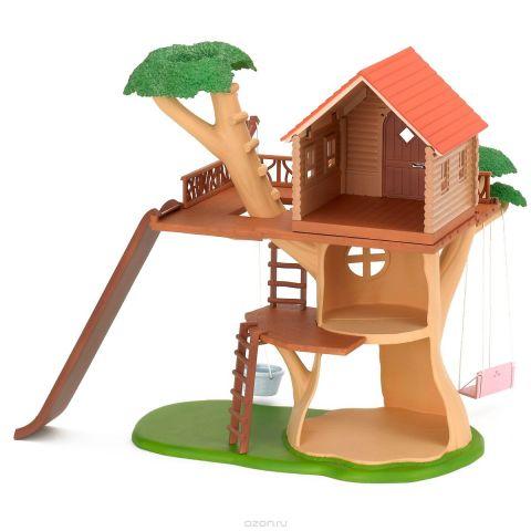 Sylvanian Families Игровой набор Дом-дерево