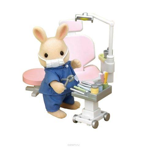 Sylvanian Families Игровой набор Кролик-стоматолог