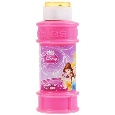 """Веселая затея Мыльные пузыри """"Disney. Принцессы"""", 175 мл"""