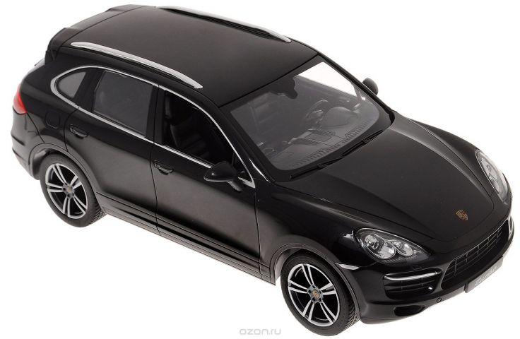 Rastar Радиоуправляемая модель Porsche Cayenne Turbo цвет черный масштаб 1:14