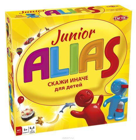 Tactic Games Обучающая игра Alias Скажи иначе для детей