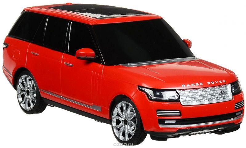 Rastar Радиоуправляемая модель Range Rover цвет красный