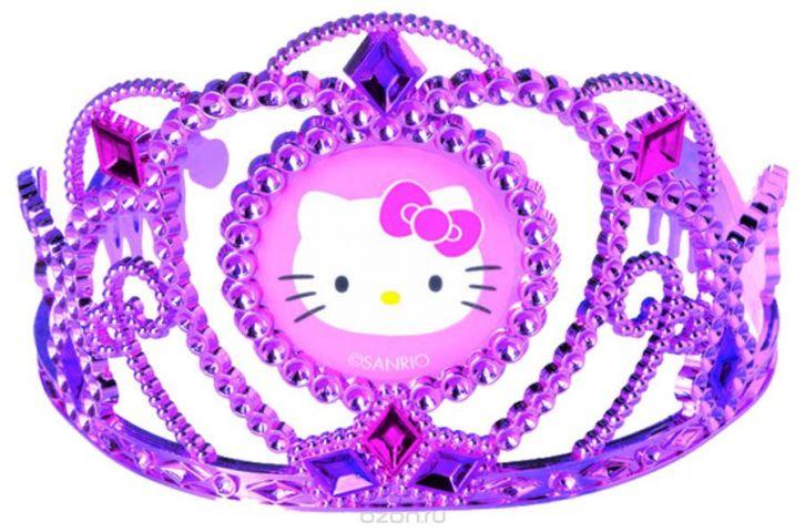 Веселая затея Тиара Hello Kitty