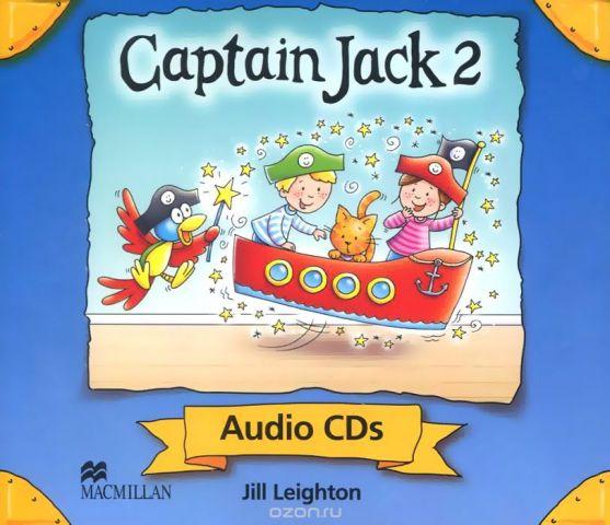 Captain Jack: Level 2 (аудиокурс на 3 CD)