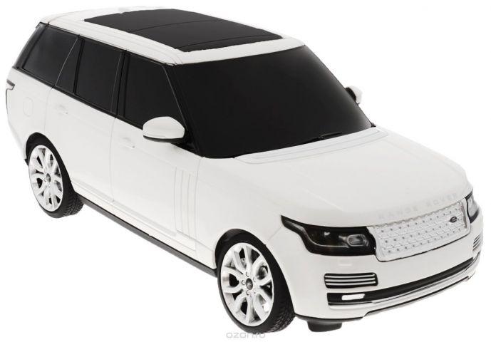 Rastar Радиоуправляемая модель Range Rover цвет белый