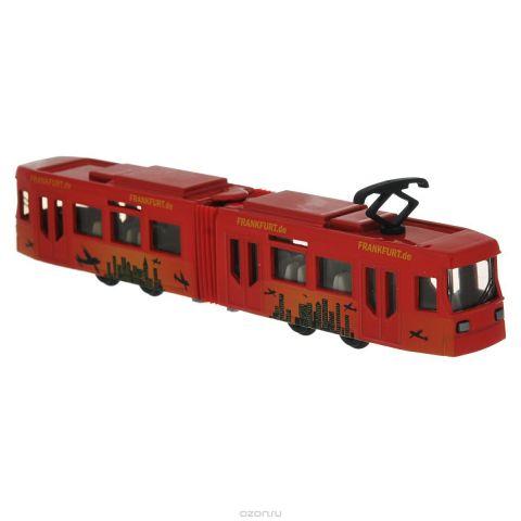 Siku Трамвай цвет красный