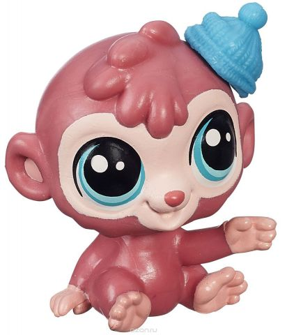 Littlest Pet Shop Фигурка Cash Palmer