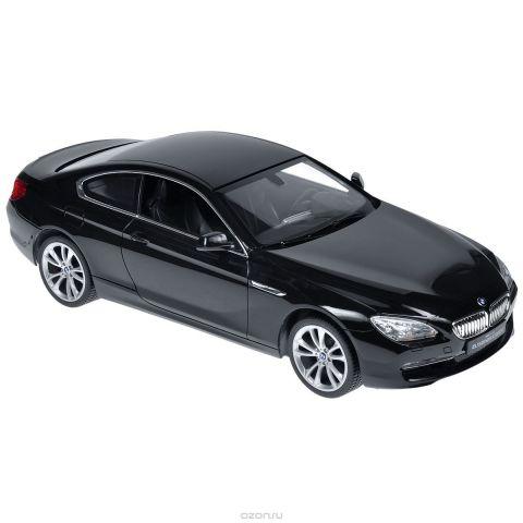 Rastar Радиоуправляемая модель BMW 6S цвет черный