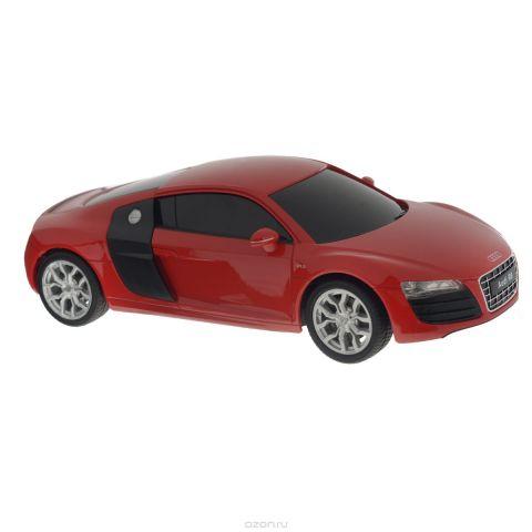 Welly Радиоуправляемая модель Audi R8 V10 цвет красный