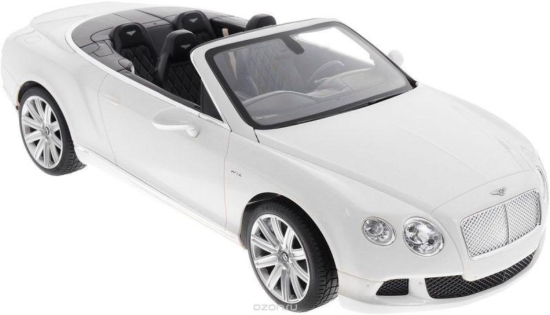 Rastar Радиоуправляемая модель Bentley Continetal GT