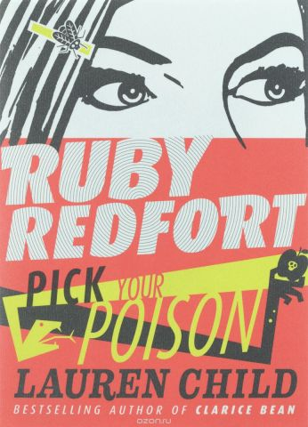 Ruby Redfort: Pick Your Poison