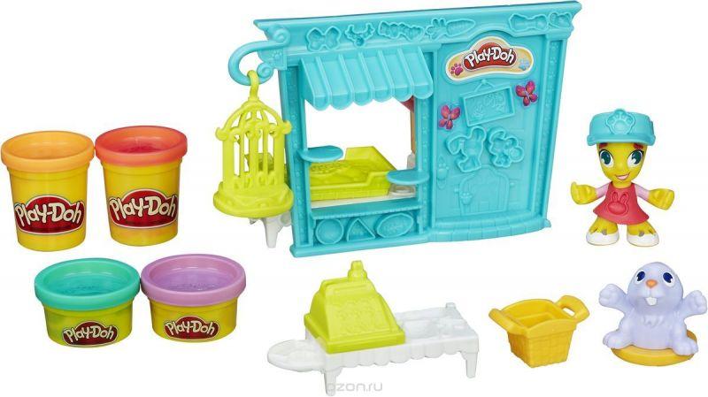 Play-Doh Игровой набор Магазинчик домашних питомцев