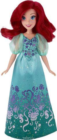 Disney Princess Кукла Ариэль цвет платья бирюзовый