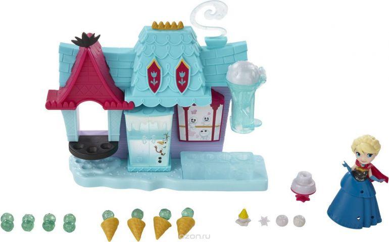 Disney Frozen Игровой набор Магазин сладостей Эренделла