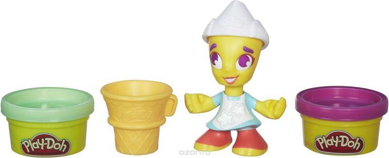 Play-Doh Набор для лепки Девушка с мороженым