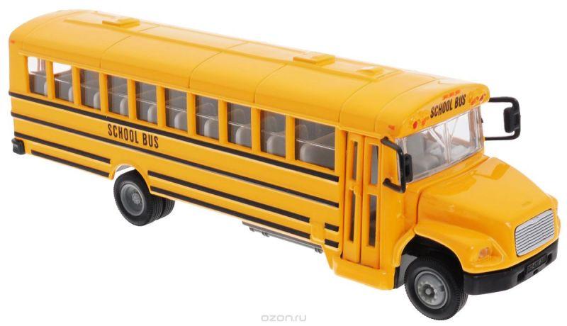 Siku Автобус US School Bus