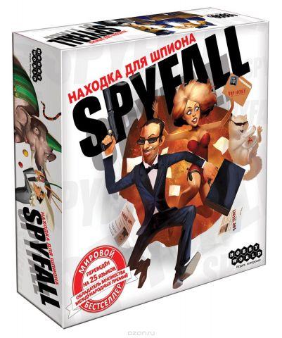 Hobby World Настольная игра Находка для шпиона