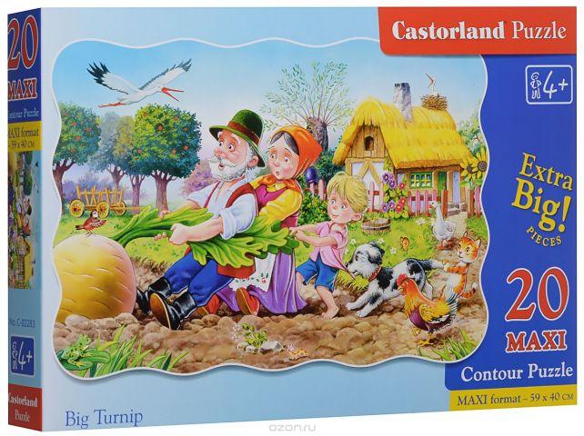 Castorland Пазл Большая репка