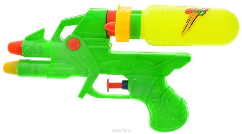 Bebelot Водный пистолет Мощная атака цвет салатовый