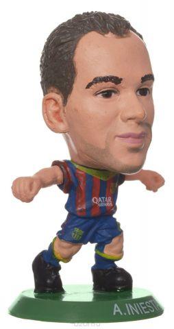 "Soccerstarz Фигурка футболиста FC Barcelona ""A. Iniesta"""