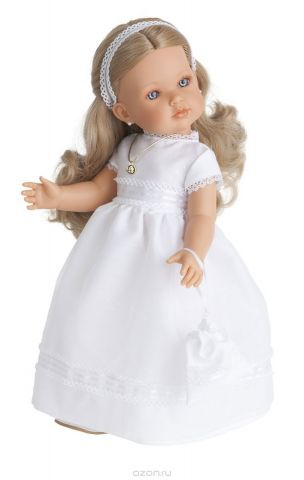 Juan Antonio Кукла Белла блондинка