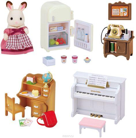 Sylvanian Families Игровой набор Мебель для дома Марии