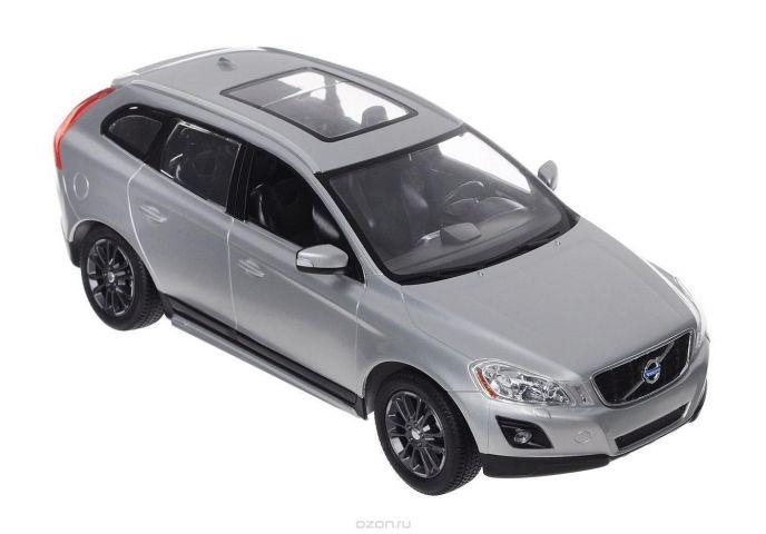 Rastar Радиоуправляемая модель Volvo XC60 цвет серебристый