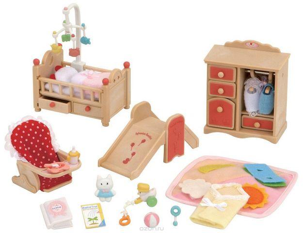 Sylvanian Families Игровой набор Детская комната 2954