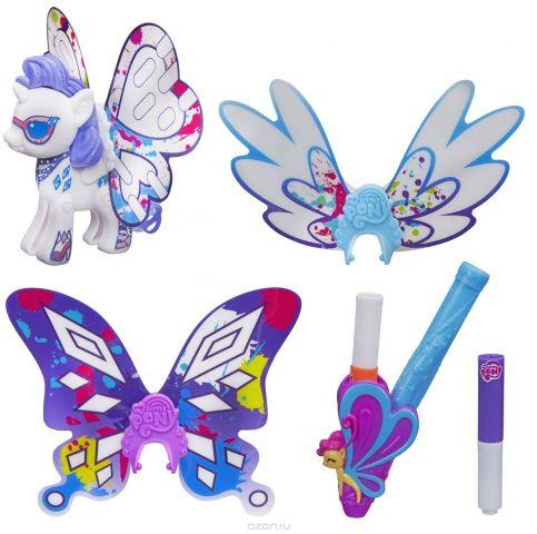 My Little Pony Фигурка Создай свою пони с крыльями Rarity