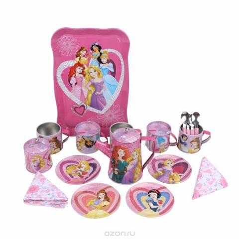Disney Игрушечный набор посуды Утро принцессы