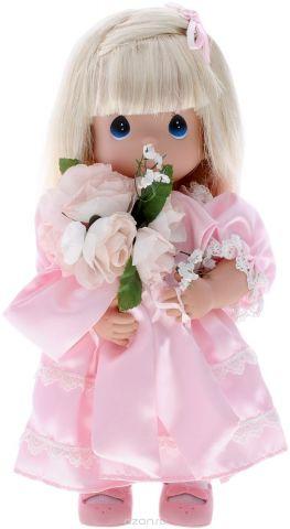 Precious Moments Кукла Само очарование блондинка
