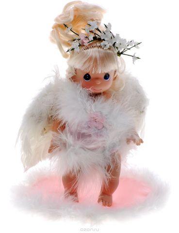 Precious Moments Мини-кукла Ангелочек блондинка